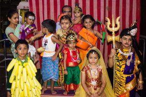 ಮಕ್ಕಳ ಕಾರ್ಯಕ್ರಮ - ಸ್ಪರ್ಧೆಗಳು - ೧ @ Sri Ganesha Mandiram | Bangalore | India