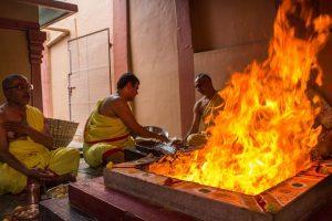 ಶ್ರೀ ಮಹಾಗಣಪತಿ ಸಹಸ್ರಮೋದಕ ಹೋಮ @ Sri Ganesha Mandiram | Bangalore | India
