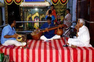 ವೀಣಾವಾದನ @ Sri Ganesha Mandiram   Bangalore   India