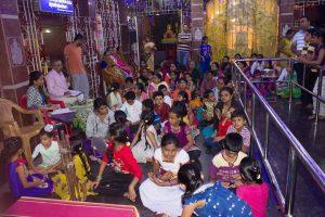 ಮಕ್ಕಳ ಕಾರ್ಯಕ್ರಮ - ಸ್ಪರ್ಧೆಗಳು - ೨ @ Sri Ganesha Mandiram | Bangalore | India