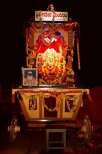ರಥೋತ್ಸವ @ Sri Ganesha Mandiram   Bangalore   India