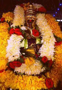 Mahaabhishekam For Lord Sri Varasiddhi Vinayaka Swamy