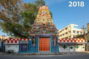 ದೇವಸ್ಥಾನದ ನವೀಕರಿಸಿದ ರಾಜಗೋಪುರ ಹಾಗೂ ವಿಮಾನಗೋಪುರಗಳ ಕುಂಭಾಭಿಷೇಕ ಮಹೋತ್ಸ @ Sri Ganesha Mandiram | Bangalore | India