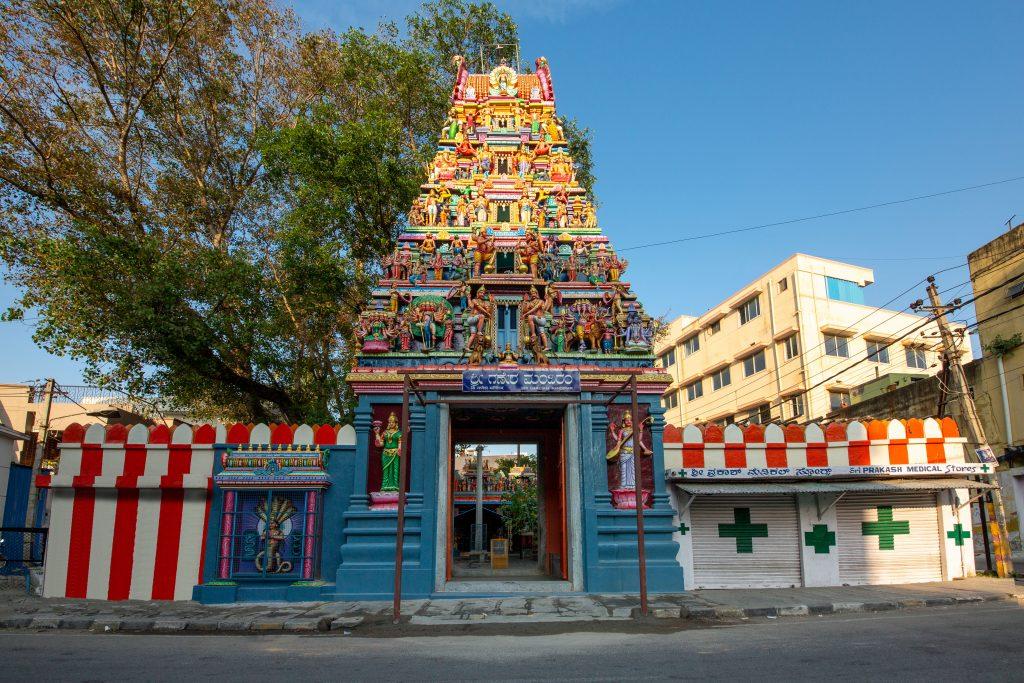 Sri Ganesha Mandiram Raja Gopuram